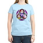 Santa Claus Women's Light T-Shirt