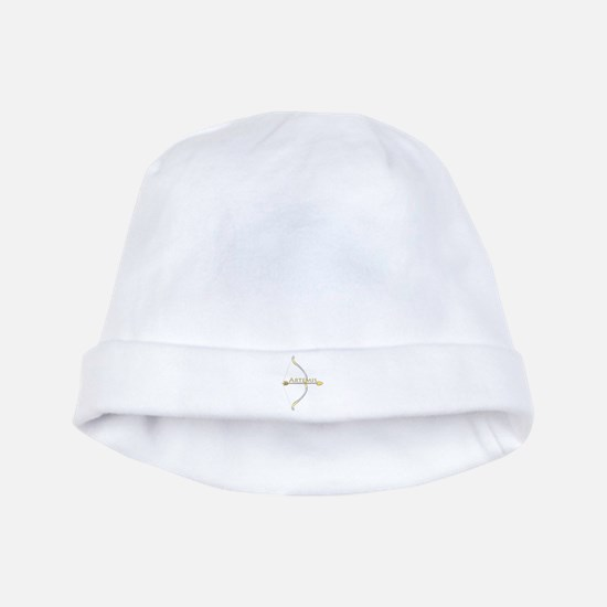 Bow of Artemis baby hat