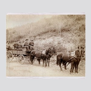 Deadwood Treasure Wagon and Guards - John Grabill