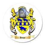 Hoope Round Car Magnet