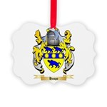 Hoope Picture Ornament