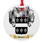 Hooker Round Ornament