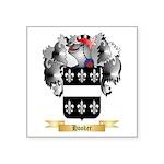 Hooker Square Sticker 3