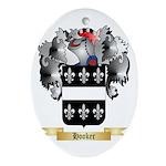 Hooker Ornament (Oval)