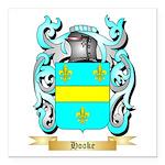 Hooke Square Car Magnet 3
