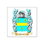 Hooke Square Sticker 3