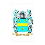 Hooke Sticker (Rectangle 10 pk)