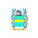 Hooke Sticker (Rectangle 50 pk)