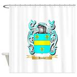 Hooke Shower Curtain