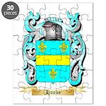 Hooke Puzzle