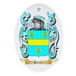 Hooke Ornament (Oval)