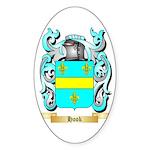 Hook Sticker (Oval 10 pk)