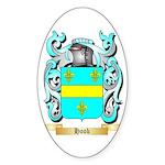 Hook Sticker (Oval 50 pk)