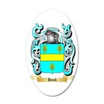 Hook 20x12 Oval Wall Decal