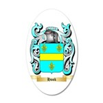 Hook 35x21 Oval Wall Decal