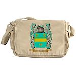 Hook Messenger Bag