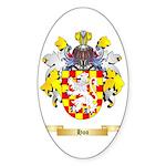 Hoo Sticker (Oval 50 pk)