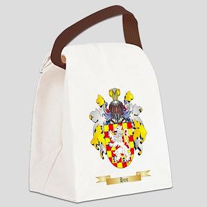 Hoo Canvas Lunch Bag
