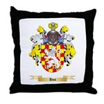Hoo Throw Pillow
