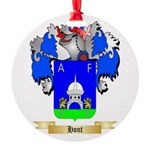 Hont Round Ornament