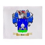 Hont Throw Blanket