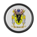 Honse Large Wall Clock