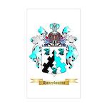 Honeybourne Sticker (Rectangle)