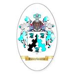 Honeybourne Sticker (Oval 50 pk)
