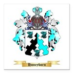 Honeyborn Square Car Magnet 3