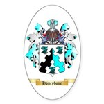 Honeybone Sticker (Oval 50 pk)