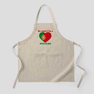 Botelho, Valentine's Day BBQ Apron