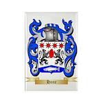 Hone Rectangle Magnet (100 pack)