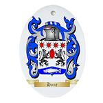 Hone Ornament (Oval)