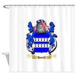 Homill Shower Curtain