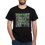 Help Idaho Wolves Dark T-Shirt