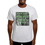 Help Idaho Wolves Light T-Shirt