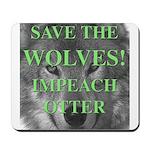 Help Idaho Wolves Mousepad