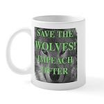 Help Idaho Wolves Mug