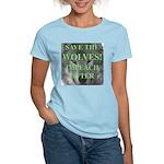 Help Idaho Wolves Women's Light T-Shirt