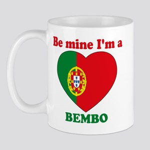 Bembo, Valentine's Day Mug