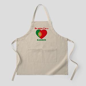 Barros, Valentine's Day BBQ Apron