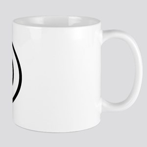 EXO Oval Mug