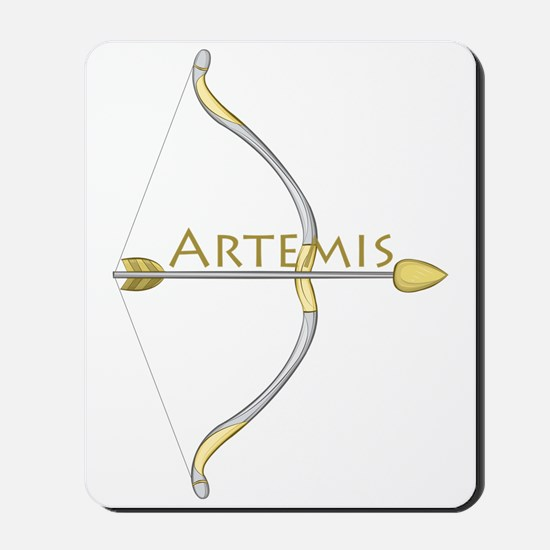 Bow of Artemis Mousepad