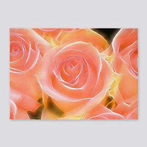 Rose 2014-0932 5'x7'Area Rug