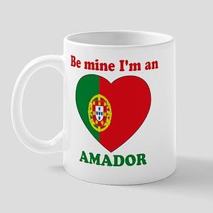 Amador, Valentine's Day Mug