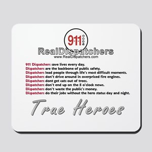 What Is A Real Dispatcher Mousepad