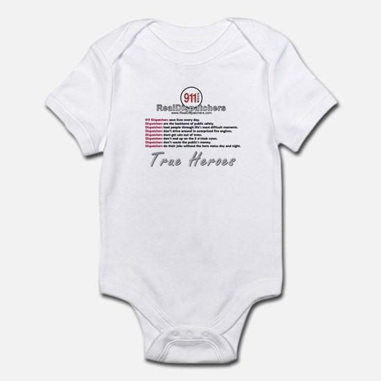 What Is A Real Dispatcher Infant Bodysuit