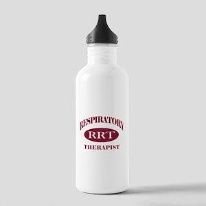 RRT-burgundy Water Bottle