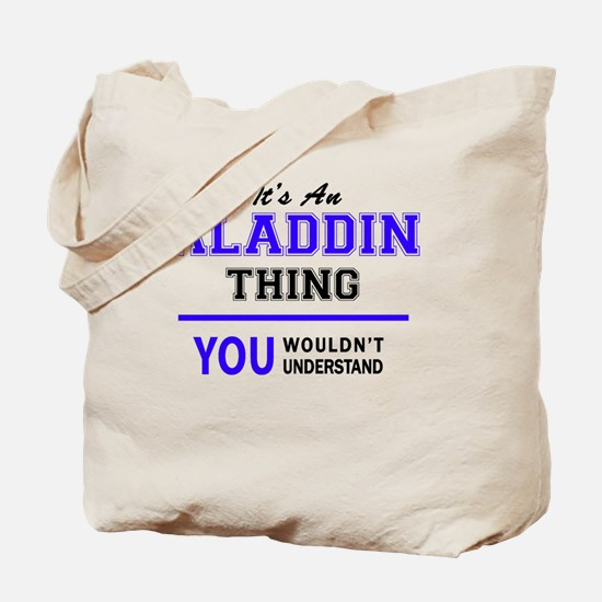 Cool Aladdin Tote Bag