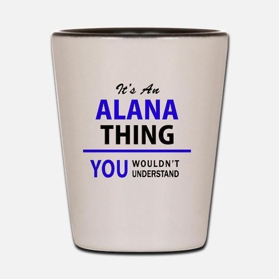 Cute Alana Shot Glass